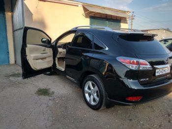 Фото тонирования авто по ГОСТ в Астрахани